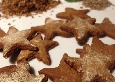 Wild Spiced Gingerbread